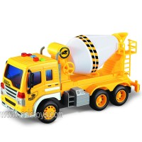 R/C CONSTRUCTION TRUCK WITH LIGHT AND SOUND