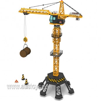 R/C CONSTRUCTION TRUCK WITH LIGHT