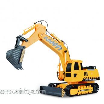 1:18 Excavate Bulldozer