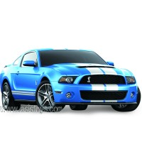 1:24 Ford GT500