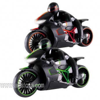 2.4G HIGH SPEED LIGHTNING MOTORCYCLE