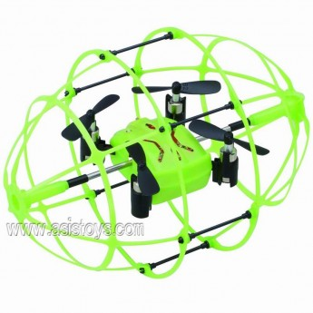 2.4G RC Mini Quadcopter with Ball